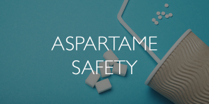 Aspartame-Safety