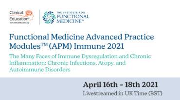 IFM™ Advanced Practice Module Immune UK