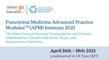 IFM™ Advanced Practice Module Immune UK