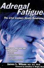 Adrenal Fatigue - book cover