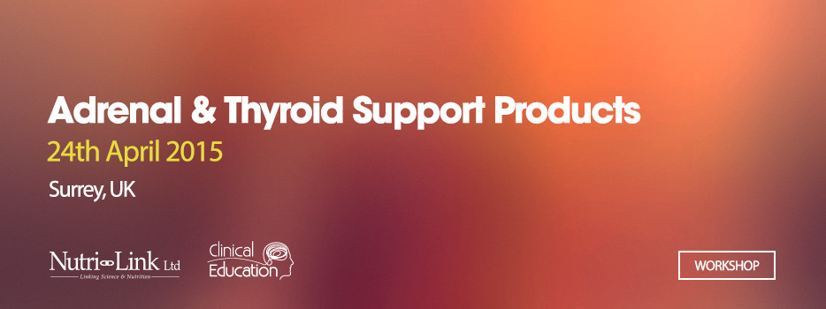 Adrenal & Thyroid Support Products